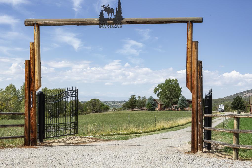 Madden Gate